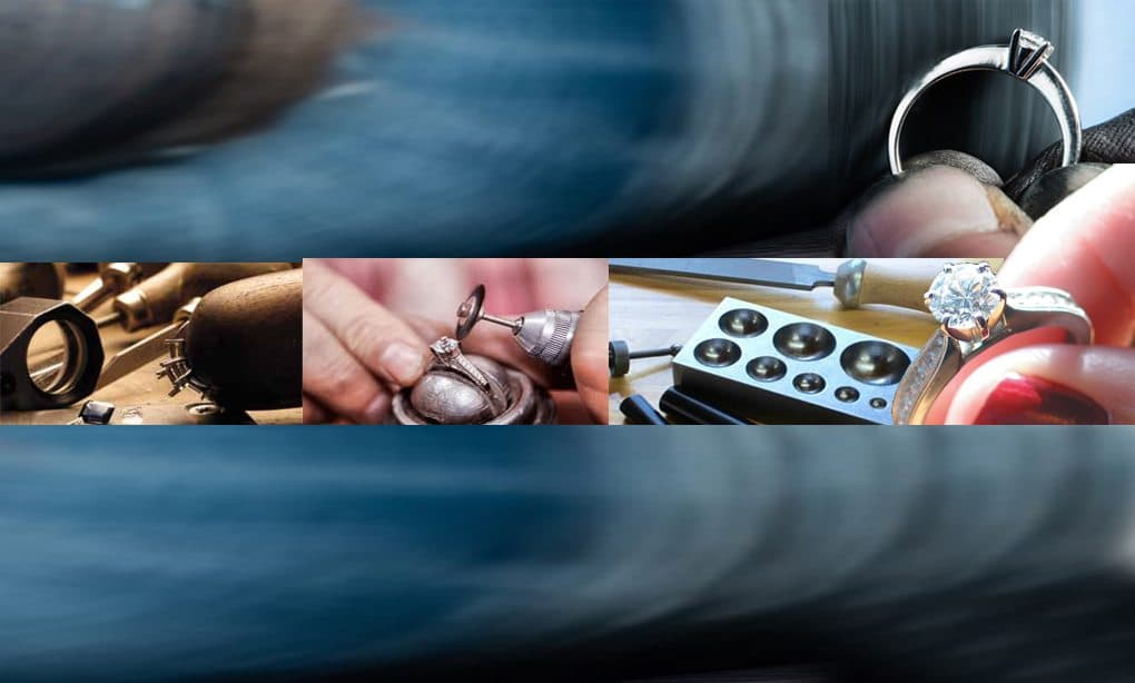 Rubie Rae Bespoke Jewellers Polishing Wheel