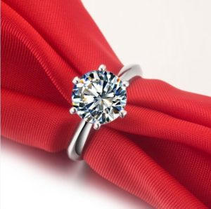 Rubie Rae engagement ring 1