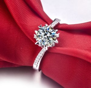 Rubie Rae engagement ring 2