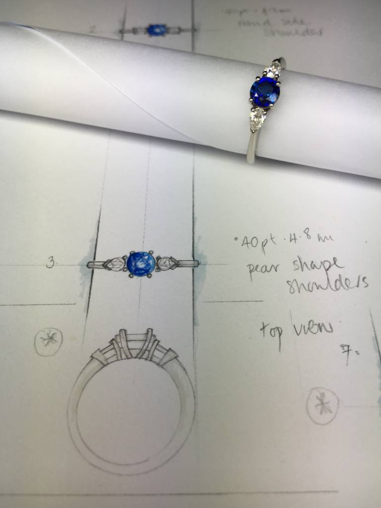 British Handcrafted Luxury Jewellery