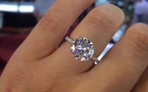 Rubie Rae bespoke Engagement Ring 202