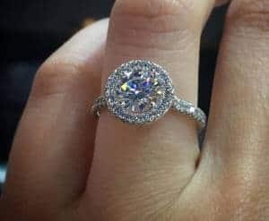 Rubie Rae bespoke Engagement Ring 206