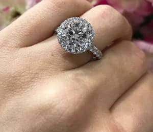 Rubie Rae bespoke Engagement Ring 208