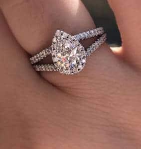 Rubie Rae bespoke Engagement Ring 209