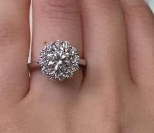 Rubie Rae bespoke Engagement Ring 213