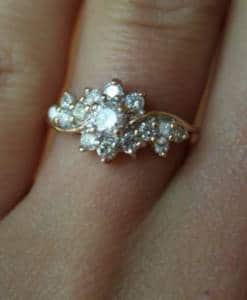 Rubie Rae bespoke Engagement Ring 215