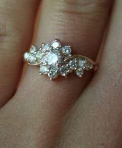 Rubie Rae bespoke Engagement Ring 215