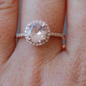 Rubie Rae bespoke Engagement Ring 217
