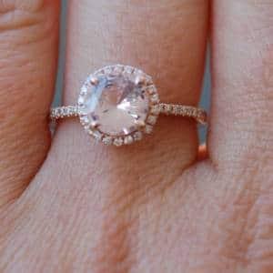 Rubie Rae bespoke Engagement Ring 217