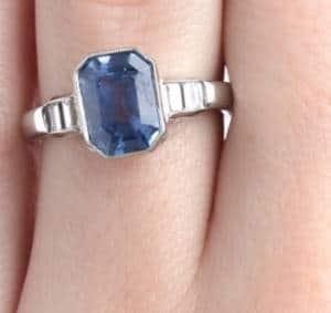 Rubie Rae bespoke Engagement Ring 220