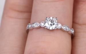 Rubie Rae bespoke Engagement Ring 223