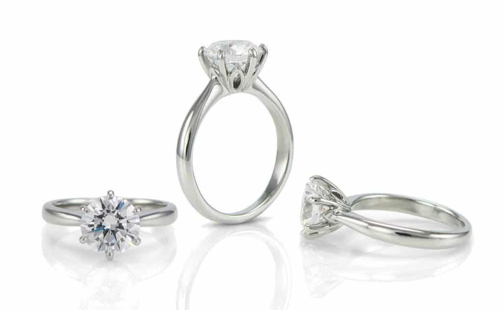 Harrogate Bespoke Jewellers Engagement Rings