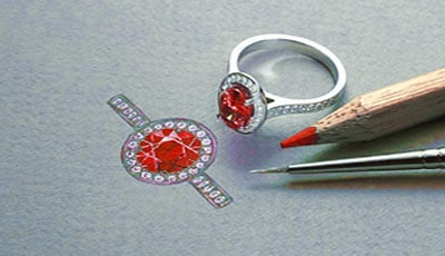 Freelance jewellery design